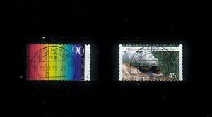 BRD_2009 Nr. 2916, 2929 ʘ von 2012 - Frauenhofer, Harzer Schmalspurbahn
