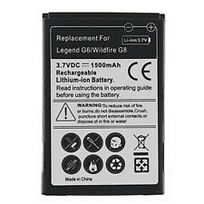 Akku Batterie für HTC Wildfire Legend Evo 4G  Battery 1500mAh