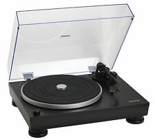 Audio Technica AT-LP5 USB Turntable inc Dust-Cover, Audacity Software & AT-95EX