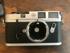 Leica M6 Classic 35mm Rangefinder .72 - Film Camera Body Only