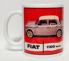 300ML CERAMIC COFFEE MUG - FIAT 1100