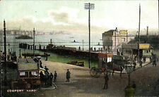 Gosport Single Printed Collectable Hampshire Postcards