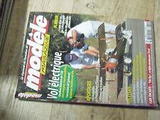 $$z Revue modele magazine N°650 PLan encarte EAA Bipe  ASW 28  Swallow Advance