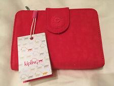 BNWT kipling new money purse in Red