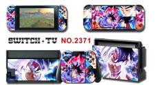 Dragonball Z Anime Skin Aufkleber Stickers + Schutzfolie Für Nintendo Switch
