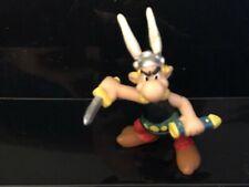 51).Plastoy Comic Figuren Asterix und Obelix