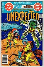 UNEXPECTED #191 JUNE 1979 FINE+ 6.5 DC COMICS DOLLAR GIANT