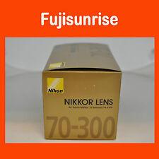 Nuovo Nikon Nikkor NIKON AF 70-300mm 70-300 mm f/4-5.6 G Zoom