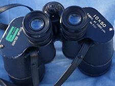Vintage Ednar binoculars with case
