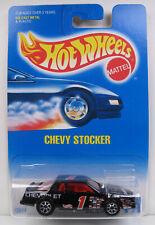 Hot Wheels 1996 - BLUE CARD COLLECTOR - CHEVY STOCKER