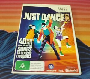 Just Dance 2017 on Wii