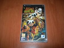 THE SECRET SATURDAYS BEASTS OF THE 5th SUN PSP (PAL ESPAÑA PRECINTADO)