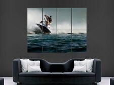 Jet Ski Deportes Extremos impresión de imágenes de gran tamaño de pared poster