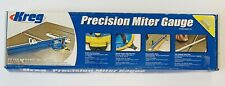 Kreg Table Saw Precision Miter Gauge System Quick Angle Measurements KMS7102 New