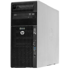 HP Z620 Workstation 2x Xeon e5-2660, RAM 32 GB, SSD 128GB, NVIDIA NVS 300, Win10
