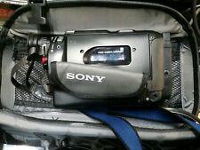Sony Handy Camera Recorder  18x Optical Zoom 180x Digital Zoom 8mm   (e187w2)