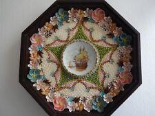 Sailor's Valentine Seashell Mosaic