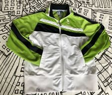 VANCOUVER 2010 WINTER OLYMPIC GAMES ELEVATE TRACK TRAINING JACKET SIZE XS