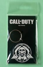 CALL OF DUTY KEYRING S.C.A.R. LOGO brand new and sealed UK item