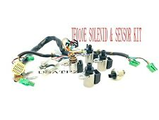 JF010E Valve Body Solenoid / Harness & Sensor Kit OEM! 2008up Presage