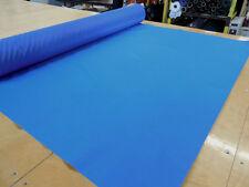 2 Yards 600x300D Royal Blue PVC Backed Polyester 12.5 oz. Waterproof