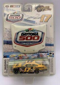 NEW Winner's Circle Matt Kenseth #17 NASCAR Stock Car 1:64 Daytona 500 #06701