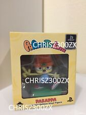 """PaRappa The Rapper Collectible Vinyl Figure 5"""" PARAPPA Sony Playstation"""