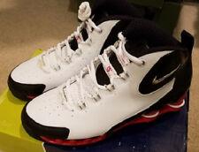 NEW Nike 2003 Shox VC III 3 White Vince Carter Model # 307111 102 Men'sSize 9.5