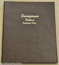 Incomplete Sacagawea Dollar Dansco Album #8183, 2000-P to 2007-S, Over 70% Off