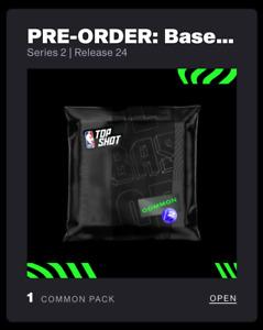 🔥 NBA Top Shot Pack - Series 2 (Release 24) Base Set - UNOPENED - Best Offer 🔥
