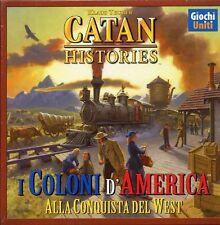 GDT Boardgame - Catan Histories: I Coloni d'America - Giochi Uniti - ITA NUOVO