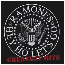 Ramones Greatest Hits CD NEW SEALED Blitzkrieg Bop/Sheena Is A Punk Rocker+