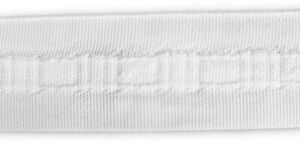 1 inch Curtain Heading Header Tape Pencil Pleat Header 25mm Wide 5m long