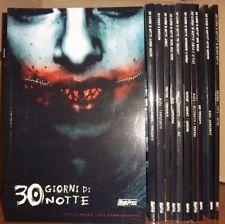 30 GIORNI DI NOTTE: Serie completa 1/11 ed. Magic Press NUOVI