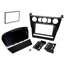 CT23BM14 BMW E60 2003-07 double din car stereo fascia panel-Non-LCI