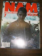 Nam N°7 - L'histoire vécue de la guerre du Vietnam - Pacification Porte avion