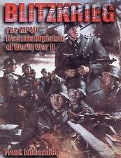 Blitzkrieg: The MP40 Machinenpistole of WWII Iannamico, Frank Paperback