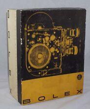 Bolex H16 REX Reflex Empty Box for Cine Camera