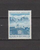33945) Austria 1968 MNH Winter University Games 1v