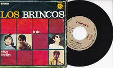 """Los Brincos -Lola / The Train = El Tren- 7"""" 45 Novola (NOX-43) Spain 1967"""