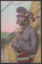 WEST AFRICA 40 NUDI NUDE NU NUE NUS AFRIQUE TRIBAL ETHNIC ETNIQUE COSTUMES