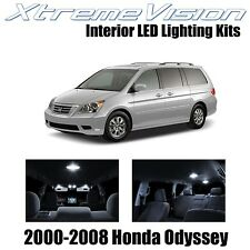 XtremeVision LED for Honda Odyssey2000-2008 (12 Pieces) Pure White Premium Inter