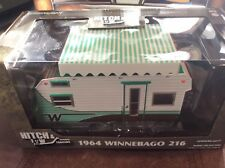 Greenlight Hitch & Tow 1964 Winnebago 216 (CHASE)