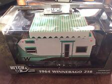 Greenlight Hitch & Tow 1964 Winnebago 216 (CHASE) 1/24