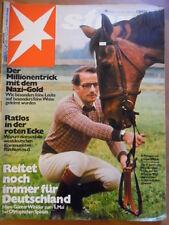 DER STERN 28 - 1.7. 1976 Millionen Trick mit Nazi-Gold Ford Fiesta DDR Persien