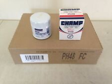 TWELVE(12) USA MADE Champ PH48 Oil Filter CASE fits PH10060 MO2222 PF48 L12222