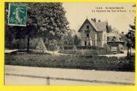 cpa FRANCE 94 SAINT MAURICE (Val de Marne) Le SQUARE du VAL d'OSNE Châlet Villa
