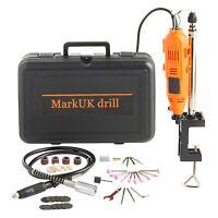 40pcs Drill Hobby Craft Mini Drill Grinder Multi tool Rotary Tool Set 135W HD06