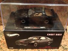 1/43 Scale Hotwheels ELITE knight rider KITT car diecast model.