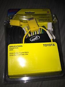 Trailer Hitch Wiring Connector FOR Pontiac Vibe Toyota Matrix 2009 09 30207